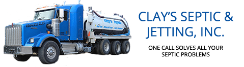 Clay's Septic & Jetting, Inc